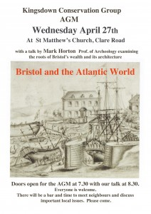 Bristol and the Atlantic trade3